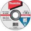 Диск по металлу Makita B-30689 125X2.5X22MM