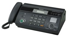 Факс Panasonic KX-FT988RU-B (черный)