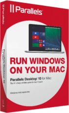 Клиентская лицензия Parallels PDFM10L-BX1-CIS Desktop 10 for Mac